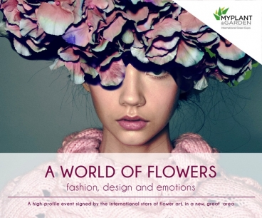 A WORLD OF FLOWERS / MYPLANT & GARDEN