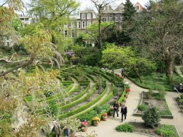 ��������� ����� Hortus ��� Amsterdam